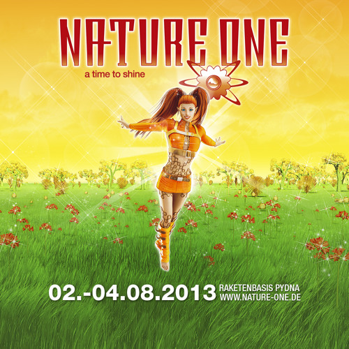 TEKKERKANE - NATURE ONE 2013 WARM UP SET (HARDTECHNO)