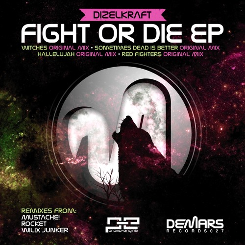 """Dizelkraft - """"Fight or Die"""" EP Teaser [DeMars records] OUT NOW!"""