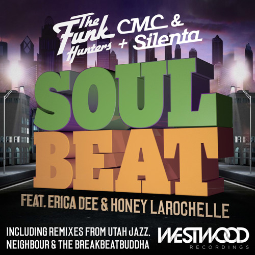 The Funk Hunters with CMC&Silenta - Soul Beat (Utah Jazz Remix) [CLIP] - Out Now!