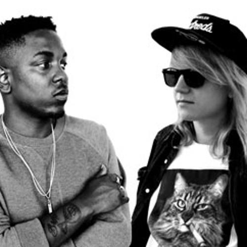 The Hood Internet  – Mirror Vibe (Kendrick Lamar x Cashmere Cat)