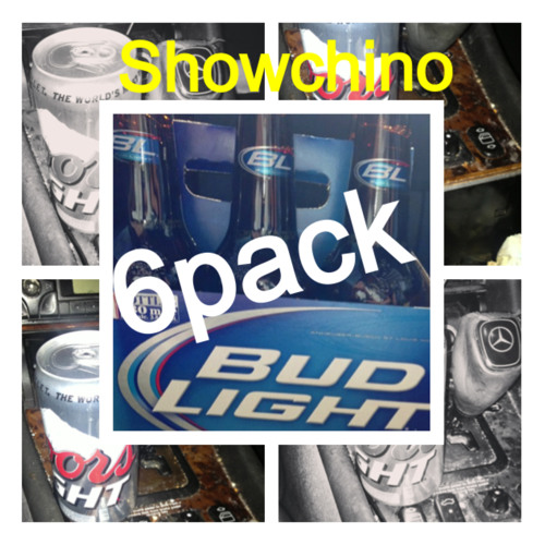 Showchino - 6pack Produced By Sftraxx