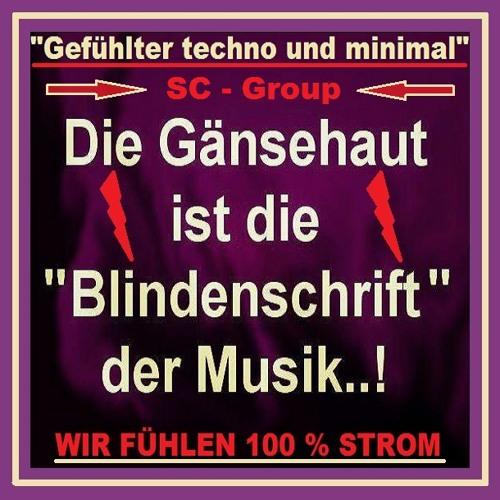 """Gefühlter techno and minimal""  Group"