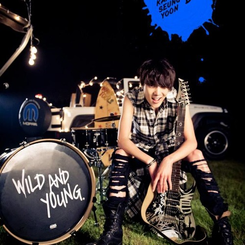 KANG SEUNG YOON - WILD AND YOUNG