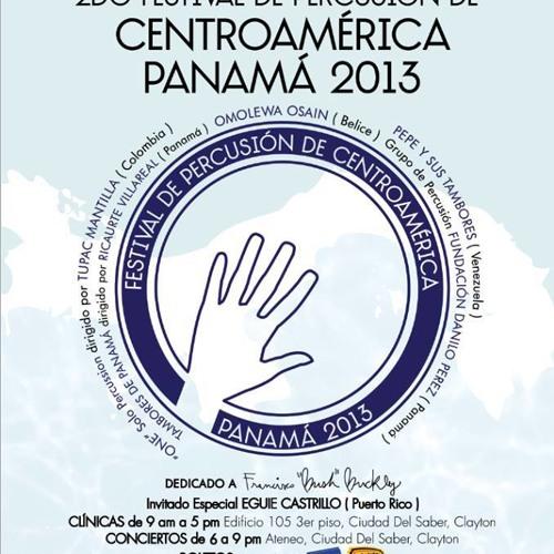 2do Festival de Percusión de Centroamérica