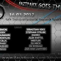 LuV Delishes - EAZTPAKK goes the 23 @ STOEHRBEATZ RADIO GERMANY