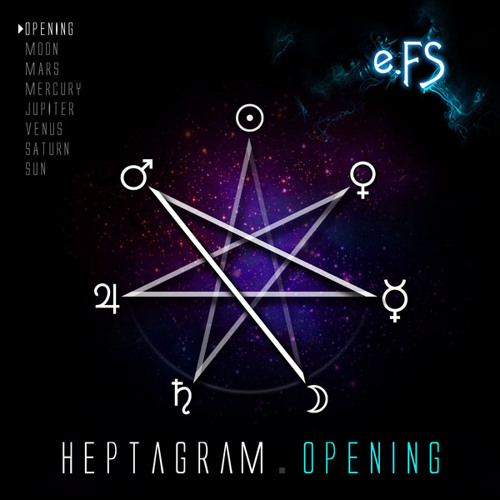 01. Heptagram.Opening by e.FS (HEPTAGRAM ALBUM)
