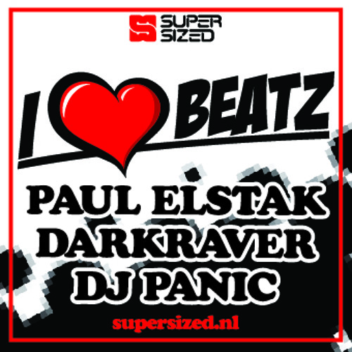 I Love Beatz Mixtape #1 mixed by Paul Elstak & Panic hosted by Alee