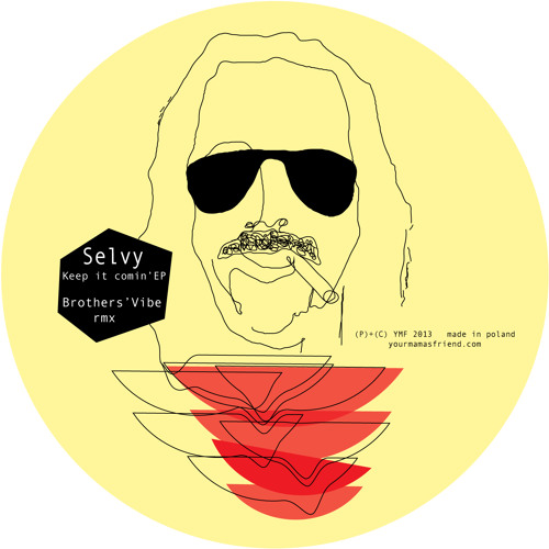 YMF11 - Selvy - Keep it comin' (incl. Brothers' Vibe rmx)