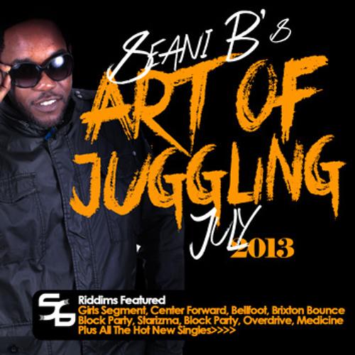 Seani B's July Art Of Juggling 2013
