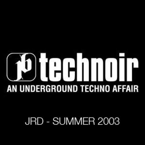 JRD - Technoir 2003 - Antwerp
