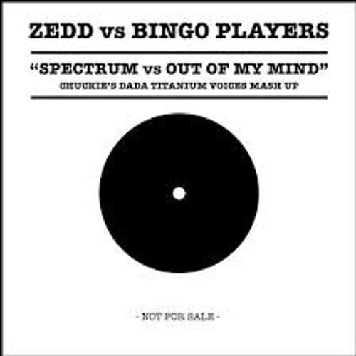 Zedd vs Bingo Players - Spectrum Of My Mind (Chuckie Mashup)