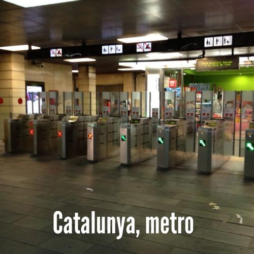 Catalunya, Metro   Barcelona 130719 09