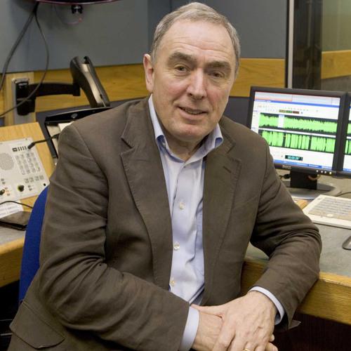 In conversation: Seán O'Rourke meets Colm Murray