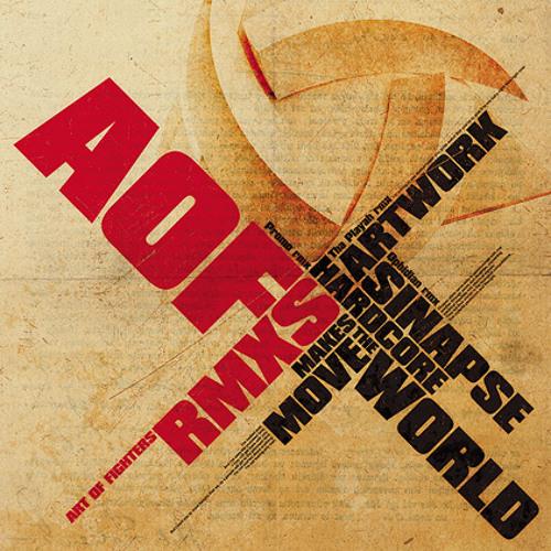 Art Of Fighters - Artwork (Tha Playah remix) (TRAX0071) (2007)