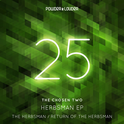 The Chosen Two - The Herbsman (vinyl out now)