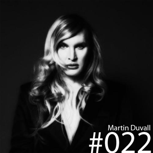deathmetaldiscoclub #022 - Martin Duvall