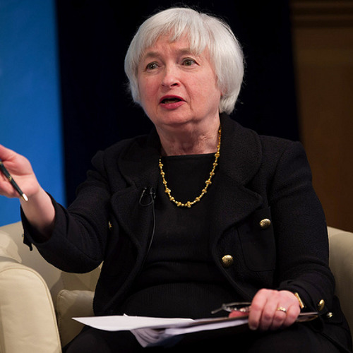 The Council of Feminist Thought: The Fed's Glass Ceiling