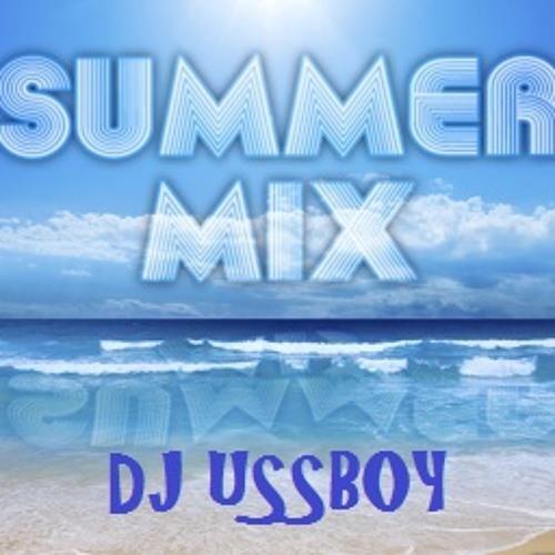 DJ Ussboy  Summer Mix 2013
