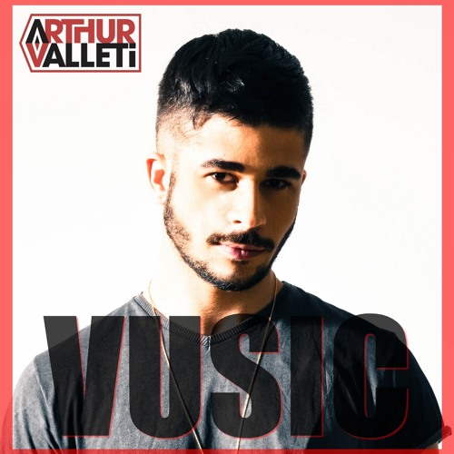 DJ ARTHUR VALLETI - VUSIC Red Session Podcast