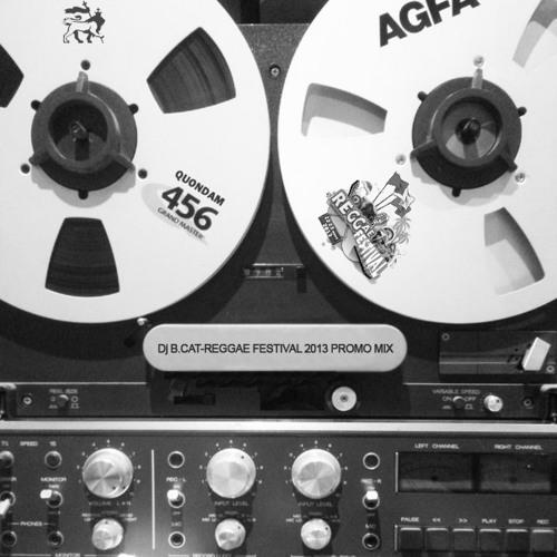 Reggae Festival 2013 promo mix