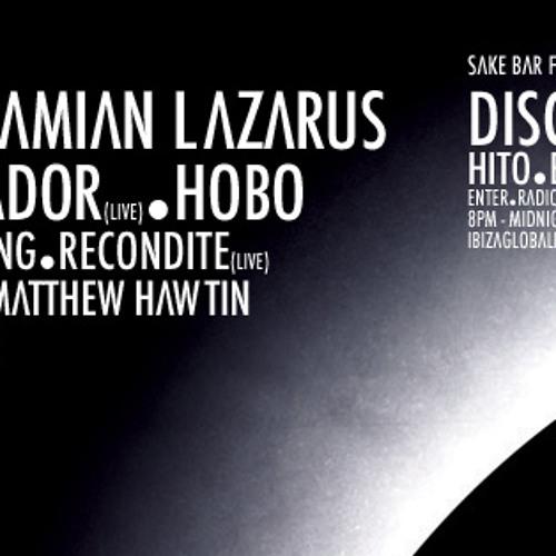 Nina Kraviz - ENTER.Main Week 4 @ Space Ibiza (2013.07.25 - Ibiza) [FULL HQ Version]