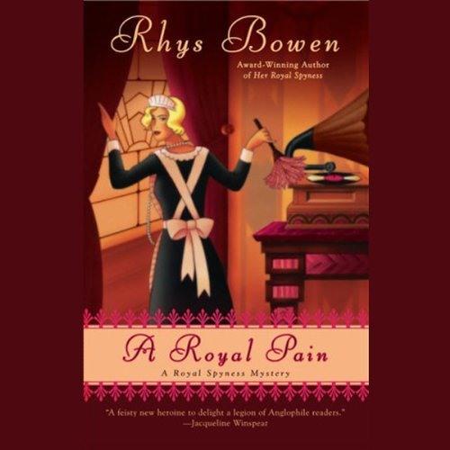 A Royal Pain by Rhys Bowen,   Narrated by Katherine Kellgren