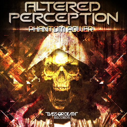 Altered Perception - Phantom Power EP [BOD003] (OUT NOW)