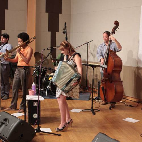 """St. James Infirmary"" by Billy Goat Strut Revue, on WFPK's Live Lunch"