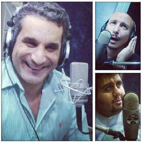 ما علينا - دكتور باسم يوسف حلقه 16