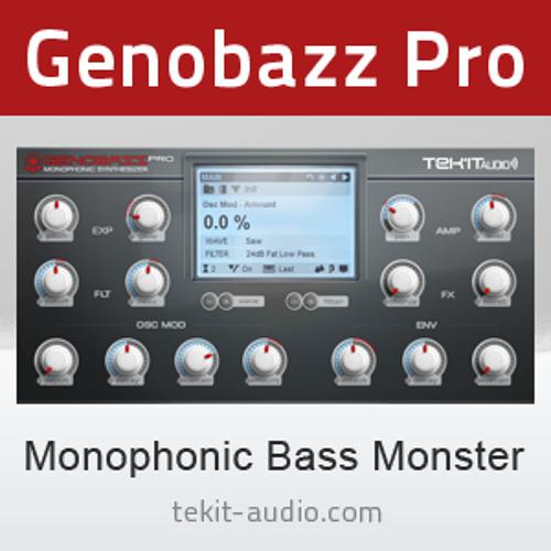 Genobazz Pro presets demo 8