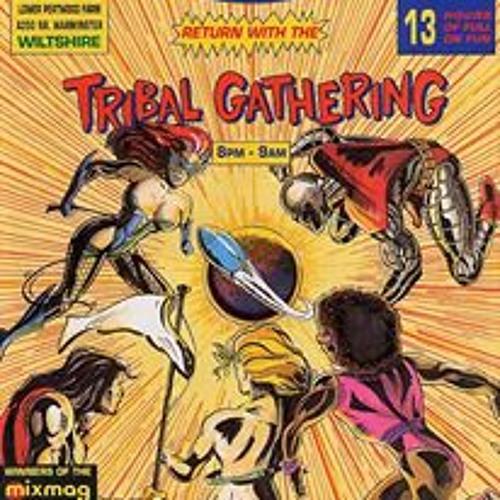 DJ Ratty @ Universe Tribal Gathering