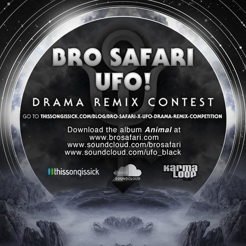 Bro Safari & UFO - Drama (Savage! remix)