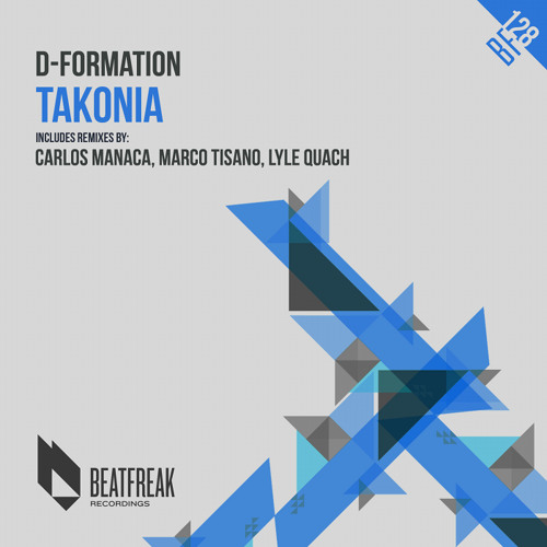 D-Formation - Takonia (The Remixes)   BF128