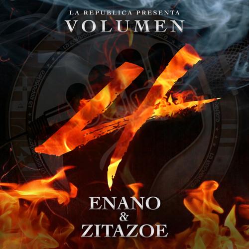 El Enano & ZitaZoe - Todo Por Lo Que Vivo (9. La Republica Presenta Volumen 4)