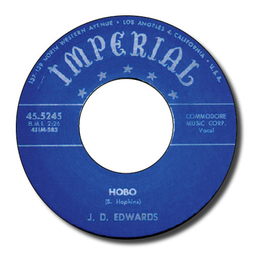 J.D. Edwards - Hobo (Imperial 5245)