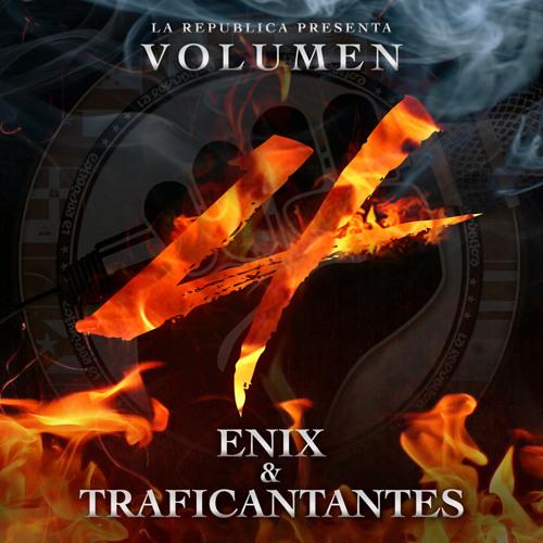 Enix & Traficantantes - Un Dia Más (5. La Republica Presenta Volumen 4)