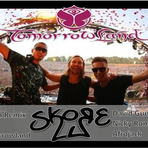 David Guetta vs Nicky Romero vs Afrojack - Tomorrowland 2013 - Pandor Woo Hoo   (Skore AB Version)