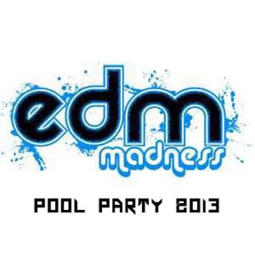 EDM Madness Pool Party 2013 - Ben Dragon