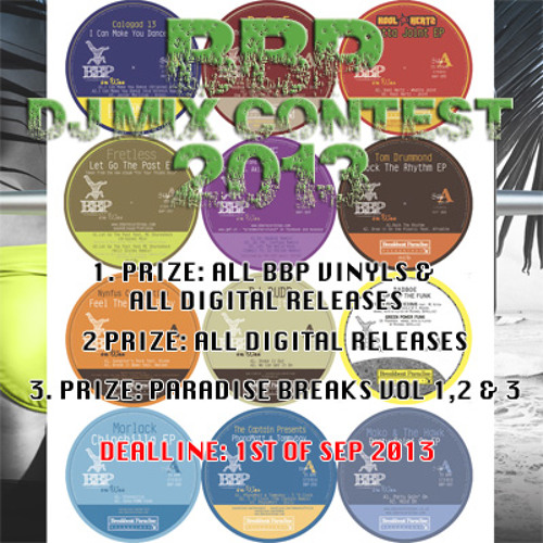 BBP DJ Mix Contest 2013 (Please read rules before submitting)