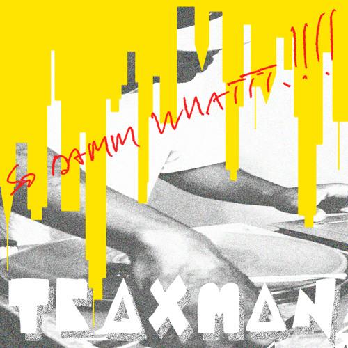 TRAXMAN - 'WAR ON MARS (feat. DJ FRED)' - SO DAMM WHATTT !!!!