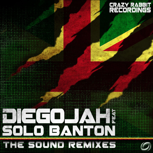 Diegojah Ft. Solo Banton - The Sound(Purple Rabbit DnB Rmx) Out NOW on all stores