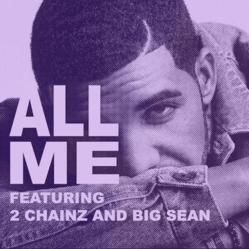 Drake (feat. 2 Chainz & Big Sean) - All Me [Slowed]