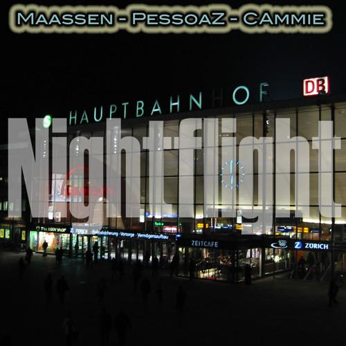 Dirk Maassen   PessoaZ   Cammie Robinson - Nightflight (www.facebook.com/Dirk.Maassen.Music)