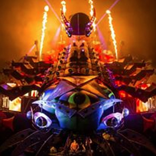 Q-dance @ Tomorrowland 2013 | Day 1 | B-Front & Ran-D