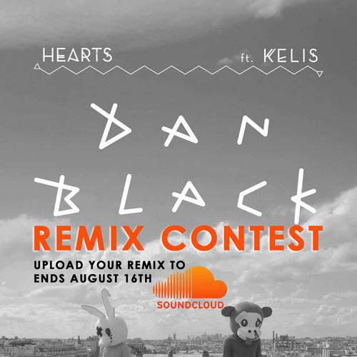 Dan Black - Hearts (feat. Kelis) [Stan Jia's Remix]