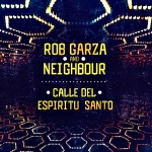 Rob Garza (Thievery Corporation) - Calle Del Espiritu Santo (Space Ranger Remix) HBR025