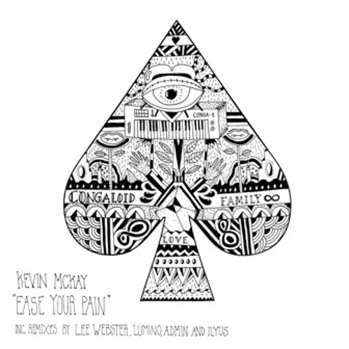 Kevin McKay-Ease Your Pain (Admin Remix)