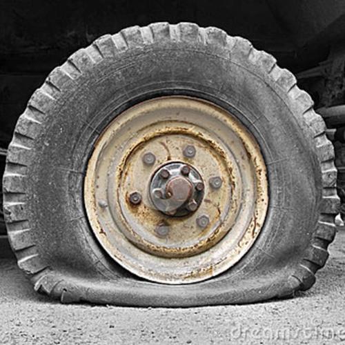 Tom Encore - Flat Tyre (zgp mirex)