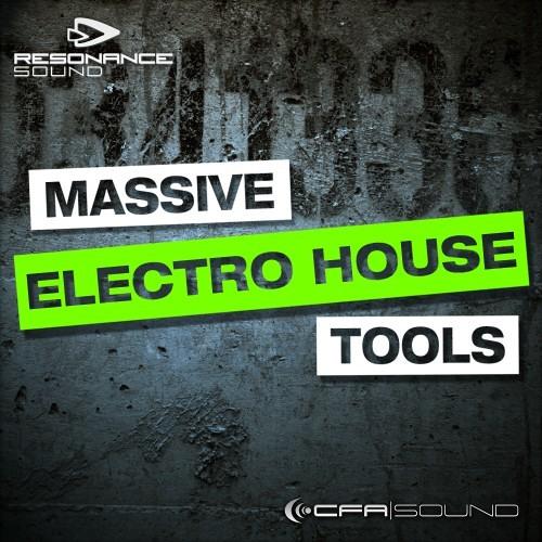 CFA-Sound Massive Electro House Tools
