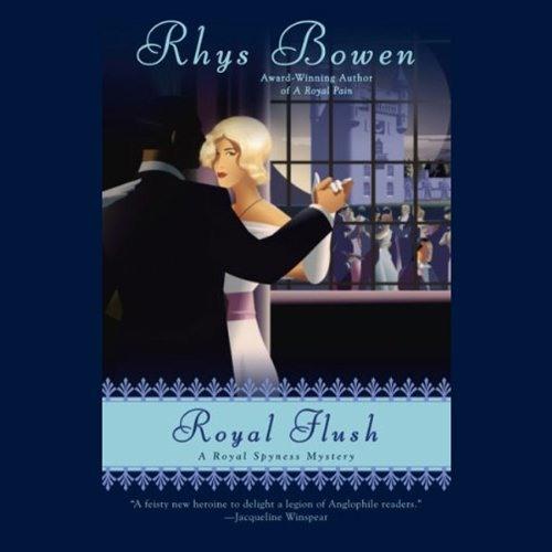 Royal Flush by Rhys Bowen,   Narrated by Katherine Kellgren